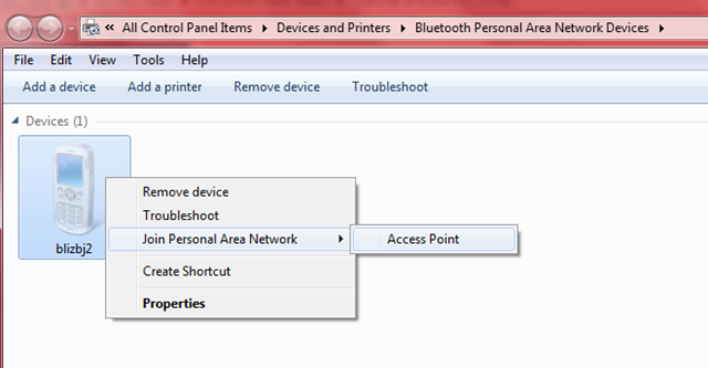BLUETOOTH PAN NETWORK WINDOWS 10 DRIVER