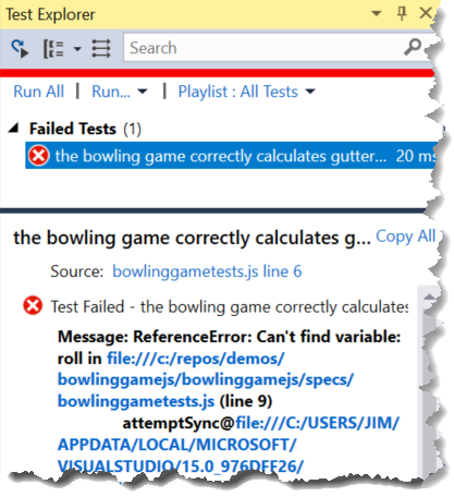 Visual Studio | musings from a snowstorm
